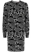 Matthew Williamson Monostar Shift Dress - Lyst