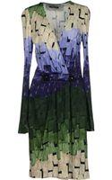 Patrizia Pepe Sera Kneelength Dress - Lyst