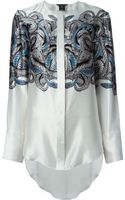 Thomas Wylde Snakes Printed Shirt - Lyst