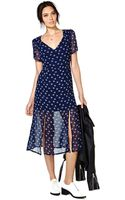 Nasty Gal Bb Dakota Courtney Printed Dress - Lyst