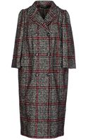 Dolce & Gabbana Coat - Lyst