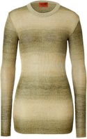 Missoni Color Fade Knit Pullover - Lyst
