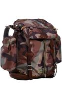 Polo Ralph Lauren Camo Nylon Backpack - Lyst