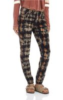 Free People Patterned Skinny Cords - Lyst
