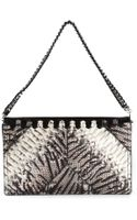 Roberto Cavalli Twoside Shoulder Bag - Lyst