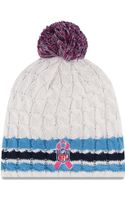 New Era Tennessee Titans Breast Cancer Awareness Knit Hat - Lyst