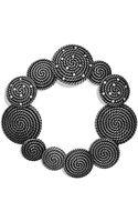 David Yurman Cable Coil Bracelet with Diamonds - Lyst