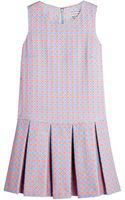 Paul & Joe Sister Toccata Pleat Skirt Spotted Dress - Lyst
