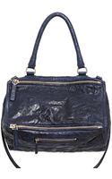 Givenchy Medium Pandora Washed Leather Bag - Lyst