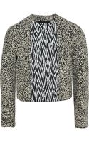 Proenza Schouler Coated Jacquard Jacket - Lyst