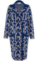 Temperley London Josefa Jacquard Coat - Lyst