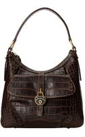 Dooney & Bourke Campbell Hobo - Lyst