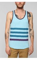 BDG Placed Stripe Tank Top - Lyst