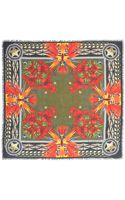 Givenchy Paradise Flower Square Scarf - Lyst