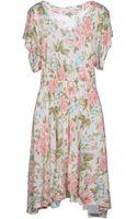 Wildfox Short Dress - Lyst