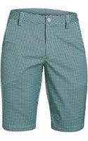 Under Armour Gingham Plaid Golf Shorts - Lyst