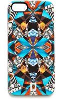 Dannijo Ella Iphone 5 5s Case Blue Multi - Lyst