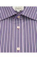 Ted Baker Sterling Stripe Shirt - Lyst