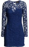 H&M Lace Dress - Lyst