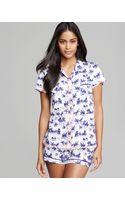 Kensie Pajama Top - Lyst