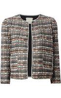 Pinko Boucle Jacket - Lyst