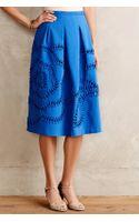 Sachin & Babi Bloomstitch Midi Skirt - Lyst
