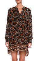 Tolani Lorrianne Printed Dress - Lyst