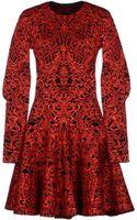 Alexander McQueen Dress - Lyst