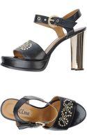 Studio Pollini Sandals - Lyst