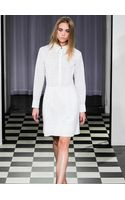 Antipodium White Broderie Anglaise Cracklin Rosie Dress By - Lyst