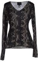 Class Roberto Cavalli Sweater - Lyst