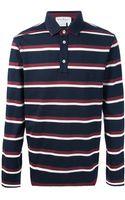 Ferragamo Polo Shirt - Lyst