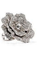 Kate Spade Rose Garden Ring - Lyst