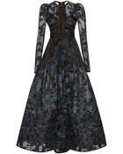 Elie Saab Radiance Fil Coupe A-Line Gown - Lyst