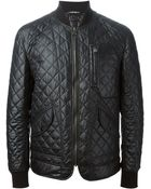 Dolce & Gabbana Quilted Jacket - Lyst