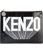 Kenzo '' Clutch - Lyst