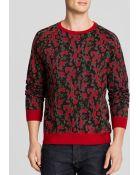Marc By Marc Jacobs Sergeant Pepper Splatter Sweatshirt - Lyst