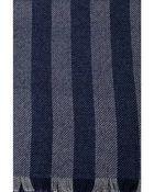 Ermenegildo Zegna Stripes Scarf - Lyst