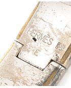 Hermes Pre-Owned Clic Clac Bracelet - Lyst
