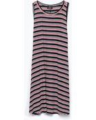 Zara Shift Dress - Lyst