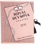 Olympia Le-Tan Royal Olympia Notebook Clutch - Lyst