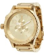 Nixon The 51-30 Chrono - Lyst