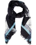Marc By Marc Jacobs Jupiter Scarf - Lyst
