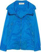 Marni Hooded Technical Coated Shell Jacket - Lyst