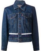 Harvey Faircloth Denim Jacket - Lyst