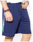 Polo Ralph Lauren Us Open Ball Boy Shorts - Lyst