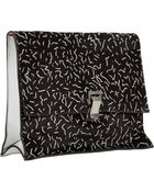 Proenza Schouler Dyed Pony Hair Large Lunch Bag - Lyst