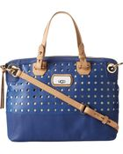 Ugg Chelsie Perforated Satchel - Lyst