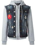 Philipp Plein 'Bad Boy' Jacket - Lyst