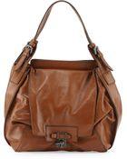 Kooba Valerie Soft Leather Hobo Bag - Lyst